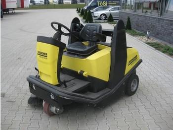 Kärcher Km 120/150 Kehrmaschine - tänavapuhastusmasin