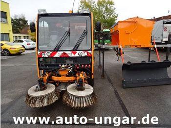 Tänavapuhastusmasin Ladog T1400 4x4x4 Kehrmaschine mit Winterdienstpaket