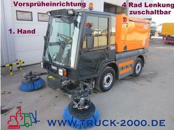SCHMIDT Swingo200Compact Kehrmaschine*1.Hand*4RadLenkung - tänavapuhastusmasin