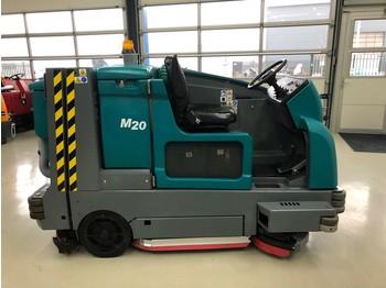 Tänavapuhastusmasin TENNANT M20 schrobmachine