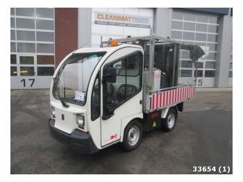Goupil Goupil G3 Electric Cleaning unit 43 km/h - vaakumveok