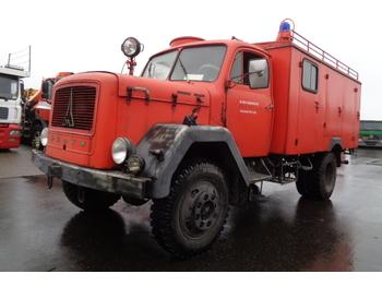 Feuerwehrfahrzeug Magirus 125 D 16 4X4