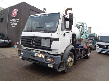 Ассенизатор Mercedes-Benz SK 1824 not complete pump missing TANK only