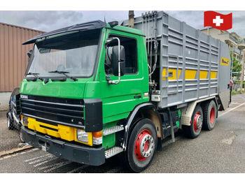 Scania P93  - мусоровоз