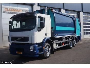 Volvo FE 340 Euro 5 met weegsysteem - мусоровоз