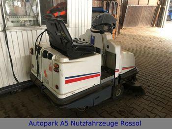 Подметально-уборочная машина Dulevo 1100 Saug und Kehrmaschine Batterie Neu