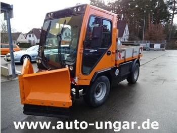 Подметально-уборочная машина Ladog T1400 G 129 4x4x4 Winterdienst