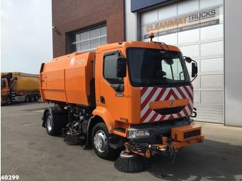 Renault Midlum Scareb Major 6,5 m3 with 3-rd brush - ielu tīrīšanas mašīna