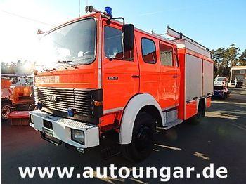 Пожежна машина IVECO Magirus 120-23 AW 4x4 1600 Liter Feuerwehr LF 16/12