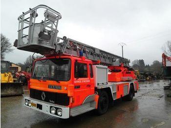 RENAULT G 260 - пожежна машина