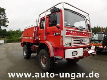 RENAULT M150 Midliner 4x4 Feuerwehr TLF 2000 Off-Road Waldbrand - пожежна машина