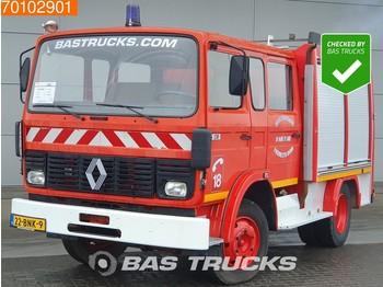 Renault Fire Truck S130 4X2 Rescue-vehicle Feuerwehr - пожежна машина