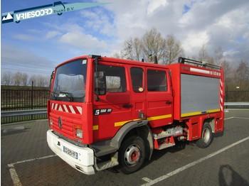 Renault S180 - пожежна машина