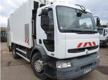 Renault Premium 320 DCI - auto na odvoz odpadu