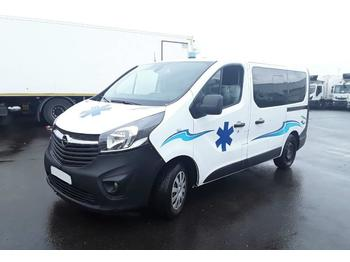 Opel Vivaro F2700 L1H1 ambulance great condition  - pogotowie
