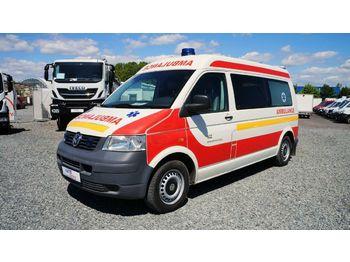 Volkswagen T5 Transporter 1.9TDI/75kw RETTUNGSWAGEN  - pogotowie