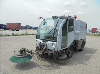 Bucher CITY CAT - sklizňový vůz