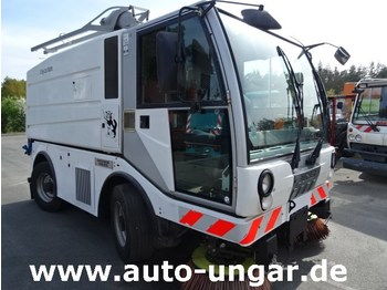Bucher CityCat 5000 CC Kehrmaschine EURO 5 Hochdruckreiniger - sklizňový vůz