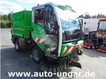 Bucher CityCat CC 2020 Knicklenkung Klima intern6476 - sklizňový vůz