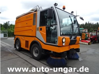 Bucher Guyer Citycat 500SL Hochentleerung Euro5 Allradlenkung - sklizňový vůz