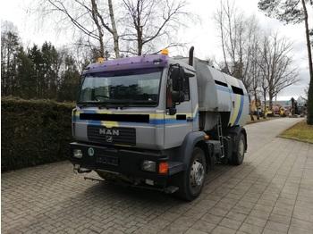 MAN 18.225 LRK - sklizňový vůz
