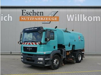 Sklizňový vůz MAN TGM 18.290, Bucher Schörling Cityfant 6000