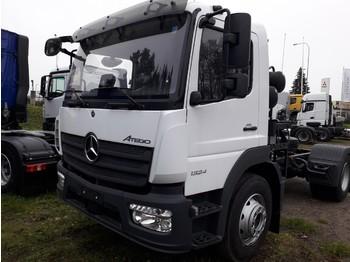 Mercedes-Benz Atego 1324 LKO chassis for sweeper - sklizňový vůz