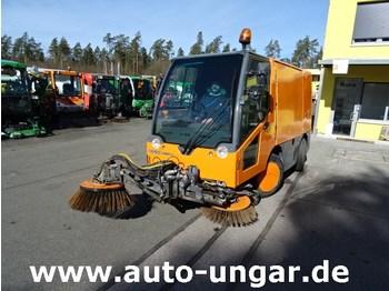 SCHMIDT Aebi MFH 2500 - sklizňový vůz