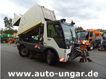 SCHMIDT Aebi MFH 5500 Lenkung Hochentleerung - sklizňový vůz