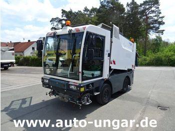 SCHMIDT Cleango Compact 400 - sklizňový vůz