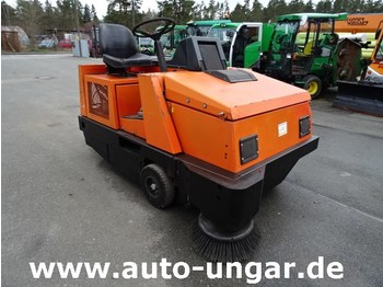 Pometač HAKO Jonas 1700 D Parkplatzkehrmaschine Lombardini Diesel