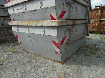 - būvgružu konteineru vedējs