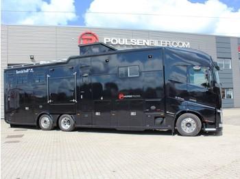 Volvo FH 540 HORSETRUCK - kravas automašīna dzīvnieku pārvadāšanai