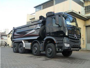 Mercedes-Benz 4148  8X4  MuldenKipper Euromix EMT 20m  - kravas automašīna pašizgāzējs