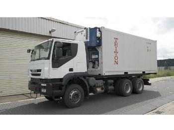 Iveco Trakker 380 - kravas automašīna refrižerators