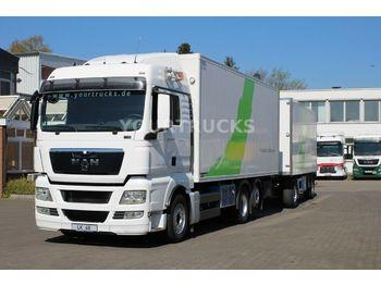 MAN TGX 26.440 XLX /Fleischer/Strom/Türen/FRC/ZUG!!  - kravas automašīna refrižerators