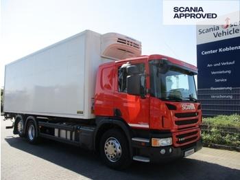 Scania P410 - 6x2*4 - Kühlkoffer - SCR ONLY - kravas automašīna refrižerators