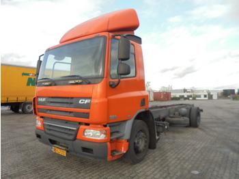 Šasija kravas automašīna DAF CF75-250