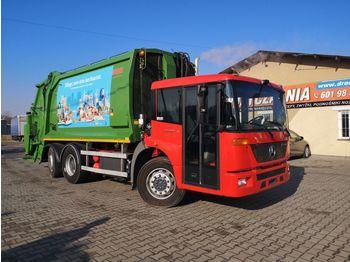 Roska-auto MERCEDES-BENZ Econic 2633 LI śmieciarka. garbage truck