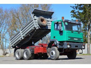 IVECO EUROTRAKKER 260E37 HEAVY DUTY - kippiauto kuorma-auto