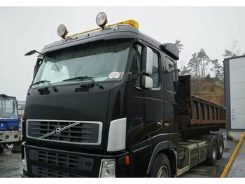Volvo FH 520 6x4 tipper truck 382 cv good condition  - kippiauto kuorma-auto