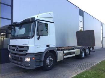 Mercedes-Benz ACTROS 2532 6X2 BDF EURO 5  - konttialus/ vaihtokuormatilat kuorma-auto
