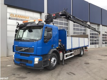 Kuorma-auto Volvo FE 340 Hiab 14 ton/meter laadkraan