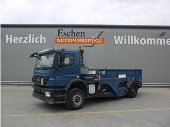Mercedes-Benz 1823 Axor Ruthmann Cargoload Niederflurhubwagen  - Containerwagen/ Wechselfahrgestell LKW
