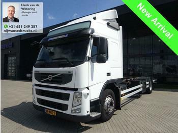 Volvo FM 370 BDF-systeem + LBW  - Containerwagen/ Wechselfahrgestell LKW