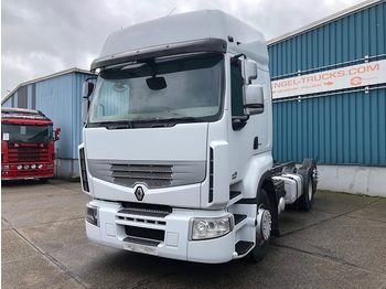 Fahrgestell LKW Renault PREMIUM 460DXI 6x2 CHASSIS (MANUAL GEARBOX / EURO 5 / ZF-INTARDER / AIRCONDITIONING)