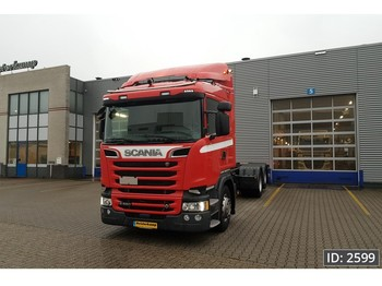 Scania R520 CR19, Euro 6 - Fahrgestell LKW