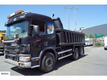 Scania P124 - Kipper