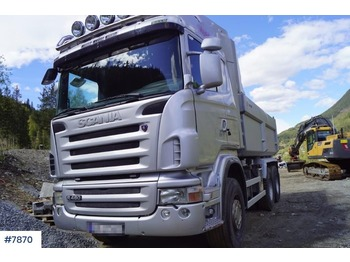 Scania R480 - Kipper