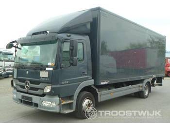 Mercedes-Benz Atego 1224 4x2 inkl. LBW - Koffer LKW